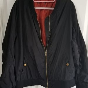 Can't remember brand-black jacket